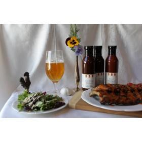 BBQ Sauces, Marinades, & Rubs