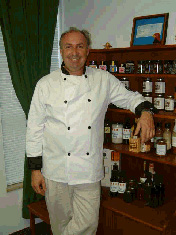 Chef Robert McMillan